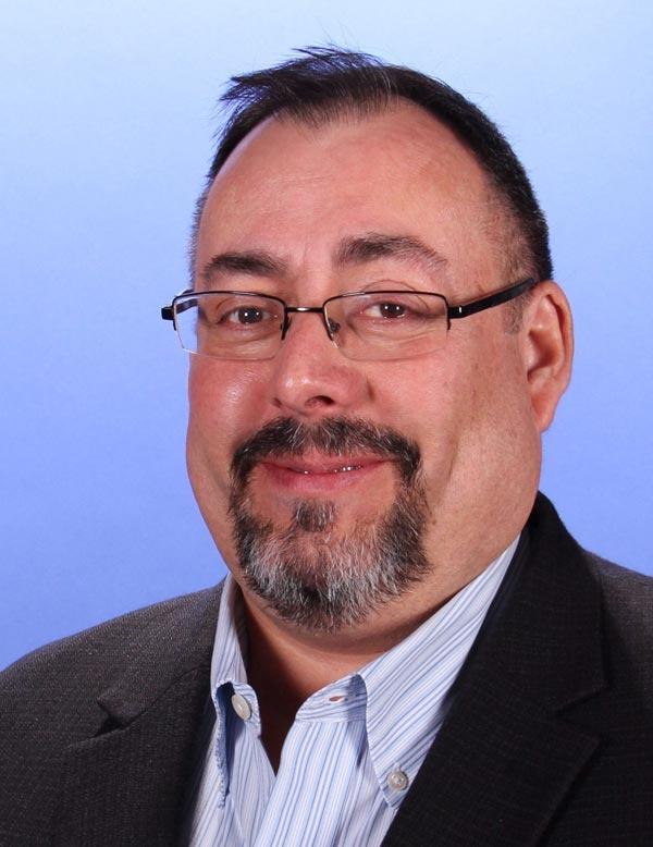 Portrait of content marketing expert Rick Grant