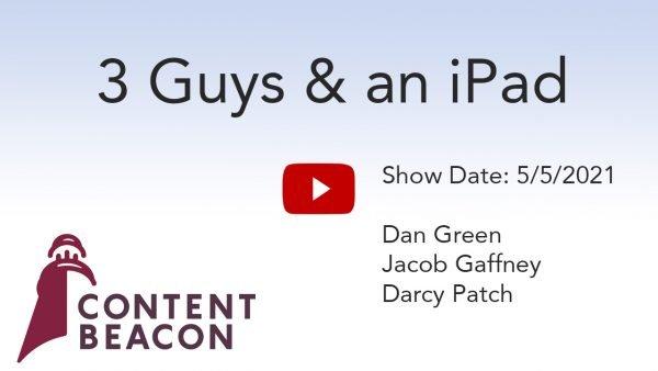 3 Guys: Gaffney, Green & Patch